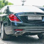 Xe siêu sang Mercedes Maybach S450 2018 mới đầu tiên về Việt Nam