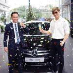 Ca sĩ Tim mua xe sang Mercedes c300 gây xôn xao