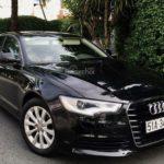 Audi A6 đời 2011 bán giá cực rẻ 1,2 tỷ đồng