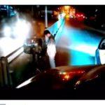 Người đàn ông dừng xe giữa đường đi vệ sinh trên cao tốc Hà Nội – Hải Phòng