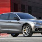 Alfa Romeo sẽ ra mắt xe SUV cỡ lớn cạnh tranh BMW X5 và Audi Q7