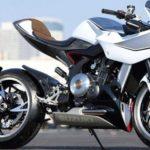 Suzuki GSX-700T siêu mô tô đầu tiên mang động cơ tăng áp