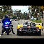 """Hàng loạt siêu xe khủng liên tục bị cảnh sát Mỹ """"hỏi thăm"""""""