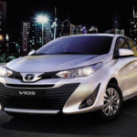 Lộ ảnh Toyota Vios 2018 thế hệ mới