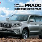 Giá từ 2,2 tỷ đồng Toyota Prado 2017, xe có bán chạy ở Việt Nam ?