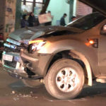 4 người đi bộ sang đường bị xe bán tải tông tử vong