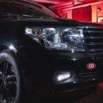 Toyota Land Cruiser cũ độ nội thất Vilner siêu sang