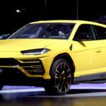 Khui Container Lamborghini URUS đầu tiên trên thế giới ngoài đời thực