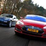 Vì Tesla hãng Porsche mất đi lượng khách đáng kể ?