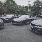 Những hình ảnh ấn tượng nhất siêu xe Việt Nam tháng 11/2017