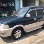 Có nên mua xe Toyota Zace GL đời 2005 giá 250 triệu đồng ?