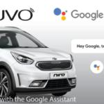 Xe KIA sẽ thêm công nghệ lệnh điều khiển từ xa Google Assistant
