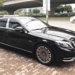 Mercedes Maybach S600 cũ dùng 2 năm rưỡi bán giá rất rẻ 10,2 tỷ đồng