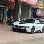 Siêu xe BMW i8 đầu tiên giá 5 tỷ về Vĩnh Phúc