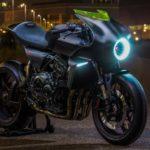 Siêu xe Honda CB4 Interceptor concept cực hầm hố ra mắt