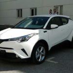 Toyota CH-R giá bên Nhật 590 triệu về Việt Nam giá 1,8 tỷ đồng