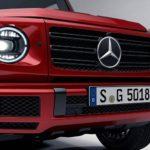 Mercedes-Benz G63 AMG 2019 sẽ được trang bị gói Night Package