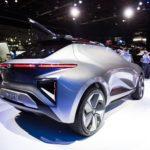 GAC Enverge siêu xe điện Trung Quốc tuyệt đẹp