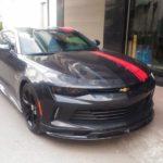 Xe cơ bắp Mỹ Chevrolet Camaro giá 2,4 tỷ đồng về Đồng Nai