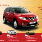 Giá bán xe Nissan chính hãng tháng 1/2018 còn giảm hơn nữa