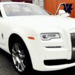 Cặp đôi Rolls royce Ghost EWB Series II giá 80 tỷ đồng về Hà Nội