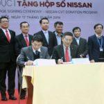 Chương trình hỗ trợ giáo dục được đánh giá cao của Nissan Việt Nam