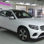Xe sang Mercedes GLC L bản kéo dài ở Trung Quốc có gì khác ?
