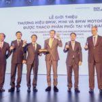 Thaco vui mừng giới thiệu xe sang BMW và MINI tại Việt Nam