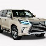 Xe SUV cỡ lớn hạng sang Lexus LX570 2017 giảm giá mạnh