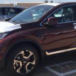 Ngắm lô xe Honda CR-V 2018 mới về Việt Nam