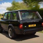 Phục chế thành công Range Rover thế hệ đầu tiên từ đàn anh Discovery 3