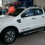 Xe Ford Ranger giảm giá đầu năm 2018 ở Việt Nam