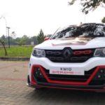 Ngắm xe giá siêu rẻ Renault Kwid cho phụ nữ giá từ 97 triệu đồng