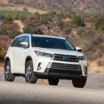 Choáng giá Toyota Highlander Limited 2017 giá 3,8 tỷ ở Việt Nam