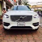 Chi tiết cặp xe Volvo XC90 T6 Inscription giá 4 tỷ đồng ở Hà Nội