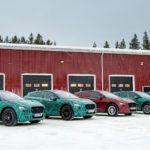 Ngắm xe điện mới cứng của Jaguar
