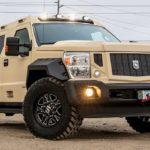USSV Rhino GX Executive 2018 SUV siêu sang với nội thất khủng