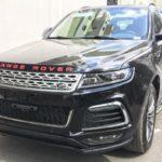 Xe Zotye T600 670 triệu đồng độ kiểu Range rover Evoque giá 3 tỷ ở Sài Gòn