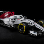 Ngắm siêu xe đua 2018 Alfa Romeo Sauber F1 sắp ra mắt