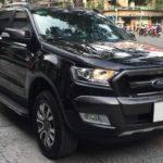 Xe bán tải Ford Ranger wildtrak độ cực ngầu ở Bình Dương