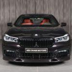 Ngắm bản đặc biệt BMW 730Li Ruby Black Metallic dùng động cơ 2.0