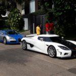 Đại gia Indonesia sở hữu cặp siêu xe Koenigsegg CCX và Bugatti Veyron