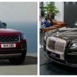 Rolls royce Ghost, Range rover SVautobiography bị hiểu lầm giá rẻ ở Việt Nam ?