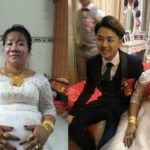 Chồng đẹp trai như diễn viên cưới vợ hơn 15 tuổi