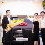 Video nữ doanh nhân thành đạt Đoàn Di Băng nhận xe Maybach S450