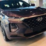 Hyundai Santa Fe 2019 đã lộ diện gần như toàn bộ