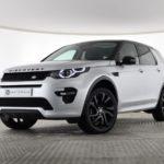 Land rover Discovery sport Dynamic 2018: SUV sang trọng và siêu êm ái