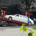 Xe Maybach S600 Pullman chính thức về làm dâu ở Sài Gòn
