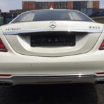 Mercedes Maybach S600 Pullman về Việt Nam gây choáng giới chơi xe
