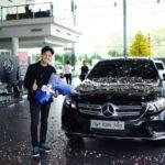 Ngô Kiến Huy mua GLC300, Quang Hà tậu Mercedes S500 chơi tết